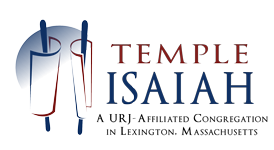 Logo for Temple Isaiah