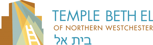 Logo for Temple Beth El of Northern Westchester