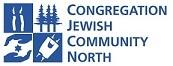 Logo for Congregation Jewish Community North