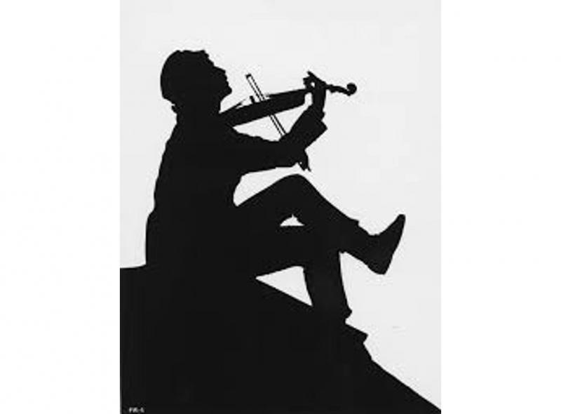 Fiddler Concert at B'nai Tzedek Synagogue in Potomac Maryland
