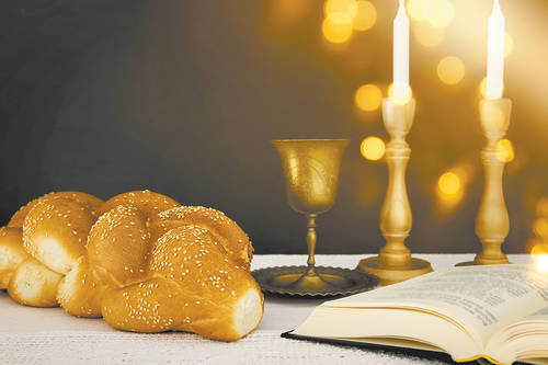 Banner Image for Virtual - Shabbat Services