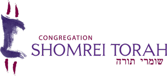 Logo for Congregation Shomrei Torah (Santa Rosa)