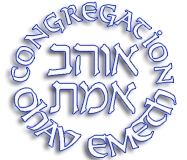 Logo for Congregation Ohav Emeth