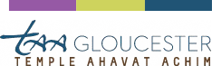 Logo for Temple Ahavat Achim