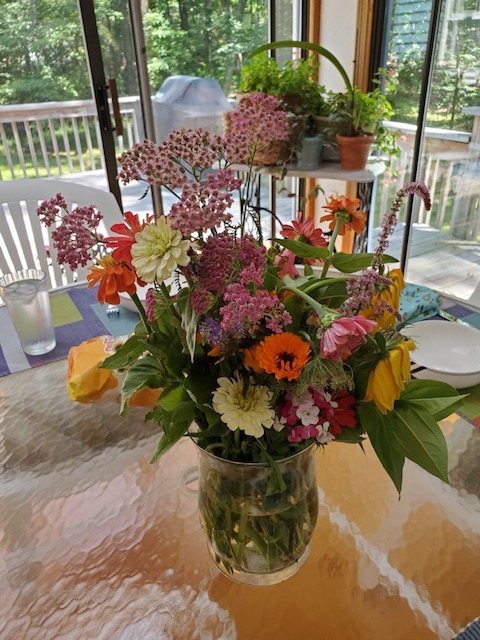Banner Image for RESCHEDULED! Pick Your Own Flowers at Small Farm in Stow