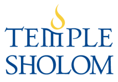 Logo for Temple Sholom of Chicago