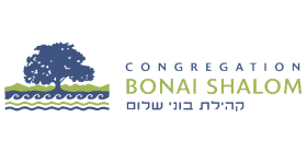 Logo for Congregation Bonai Shalom