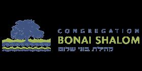 Logo for Congregation Bonai Shalom