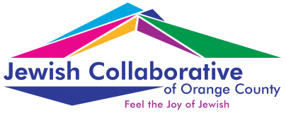 Logo for Jewish Collaborative of Orange County