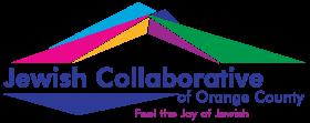 Logo for Jewish Collaborative of Orange County