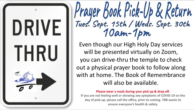 Banner Image for Drive-Thru Prayer Book Pick-Up