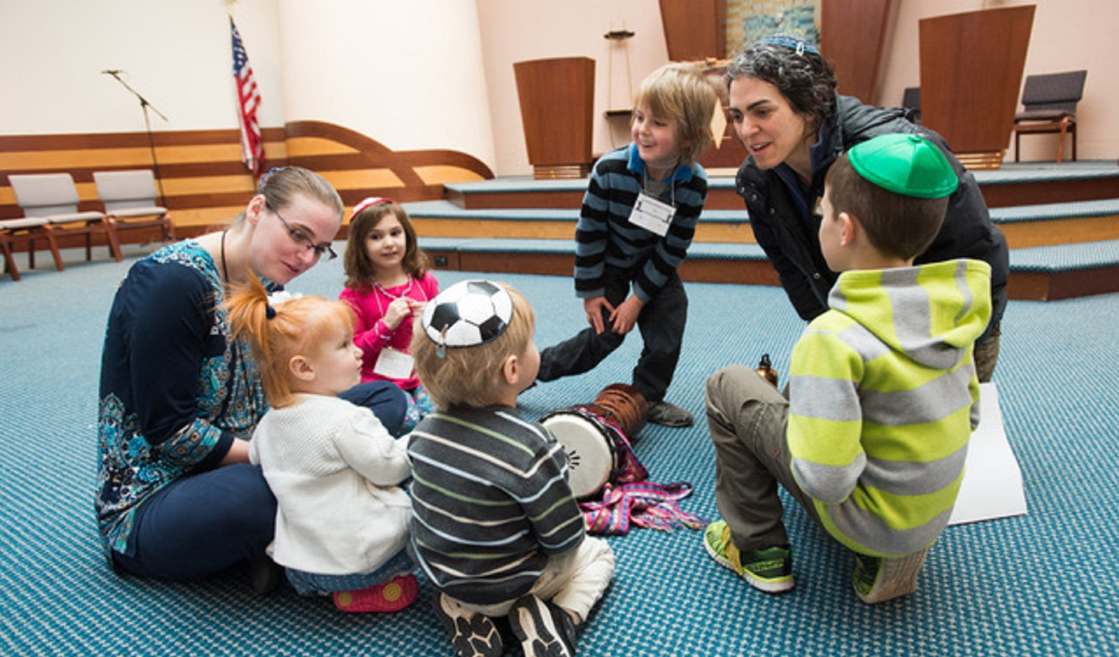 """<span class=""""slider_title"""">                                     Our Religious School                                </span>                                                                                                                                                                                       <span class=""""slider_description"""">Kids from infant to high school find a place to learn Jewish values and make Jewish friends.</span>"""