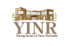 Logo for Young Israel of New Rochelle