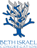 Logo for Beth Israel Congregation