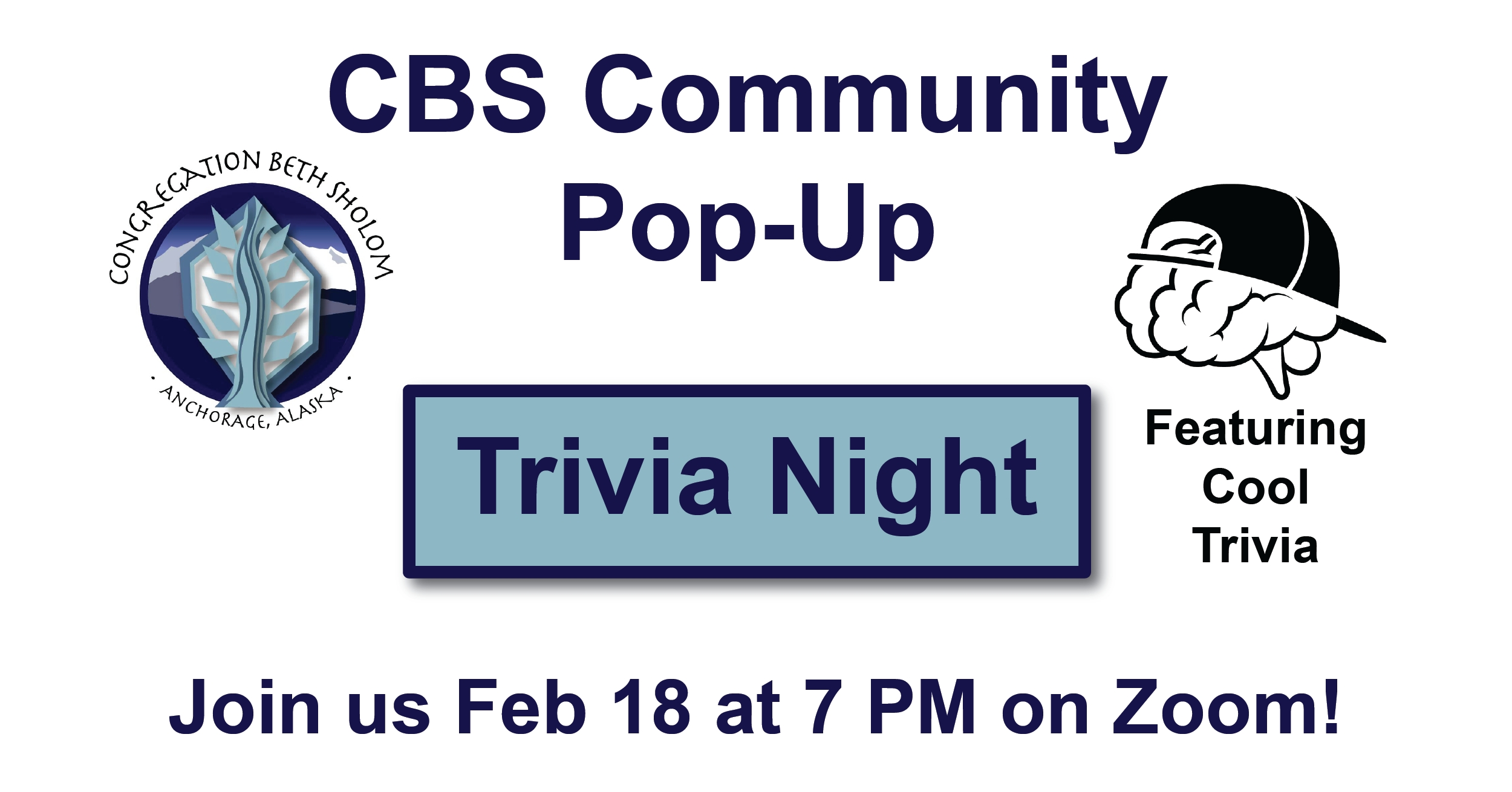 Banner Image for CBS Community Pop-Up Trivia Night
