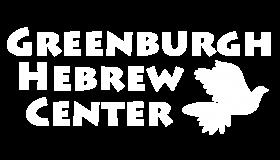 Logo for Greenburgh Hebrew Center