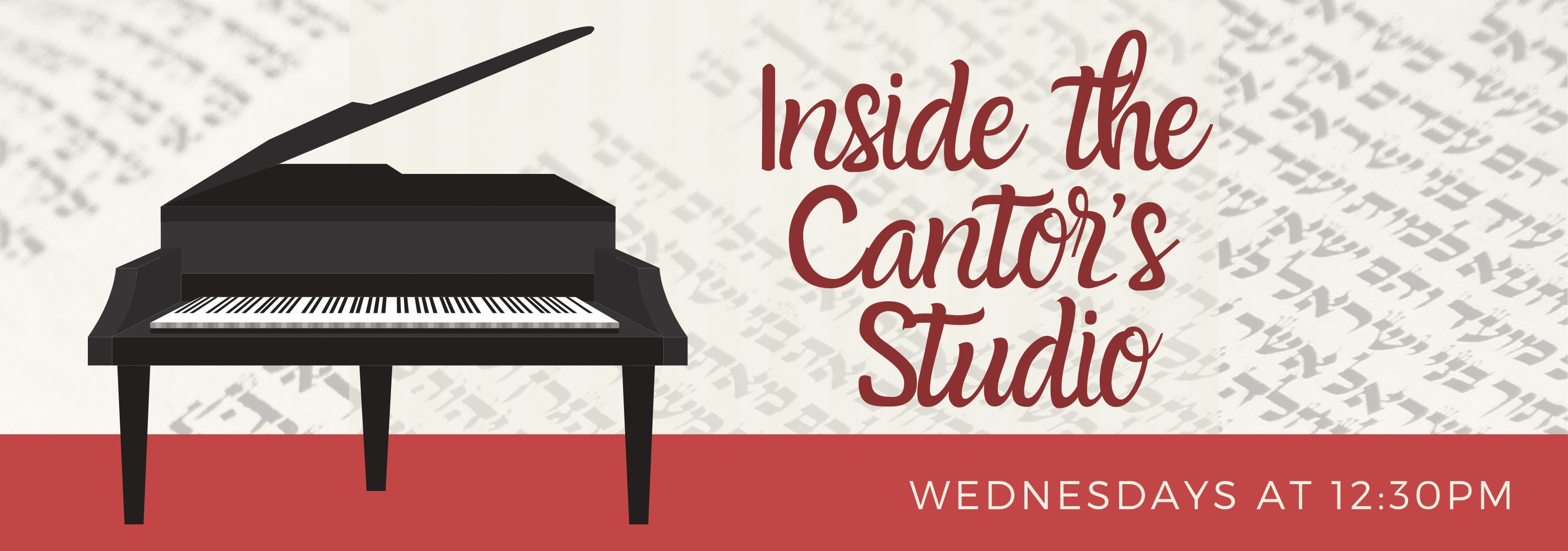 Banner Image for Inside the Cantor's Studio