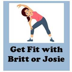 Banner Image for Get Fit with Britt or Josie