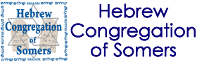 Logo for Hebrew Congregation of Somers