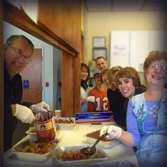 Chesed Committee at the Dover Soup Kitchen