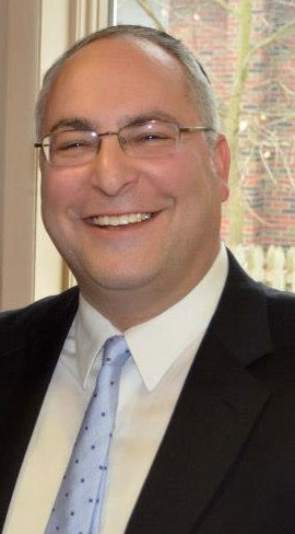 Rabbi Danny Wolff