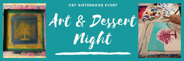 Banner Image for Art & Dessert Night