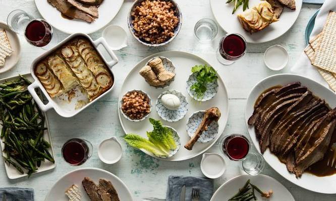 TOS Community Passover Seder - Event - Temple Ohabei Shalom