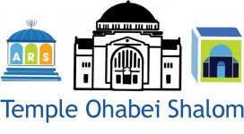 Logo for Temple Ohabei Shalom