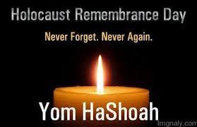 Banner Image for Marin Community Yom HaShoah VeHaGevurah Commemoration