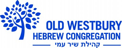 Logo for Old Westbury Hebrew Congregation