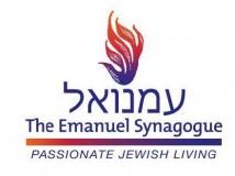 Logo for The Emanuel Synagogue