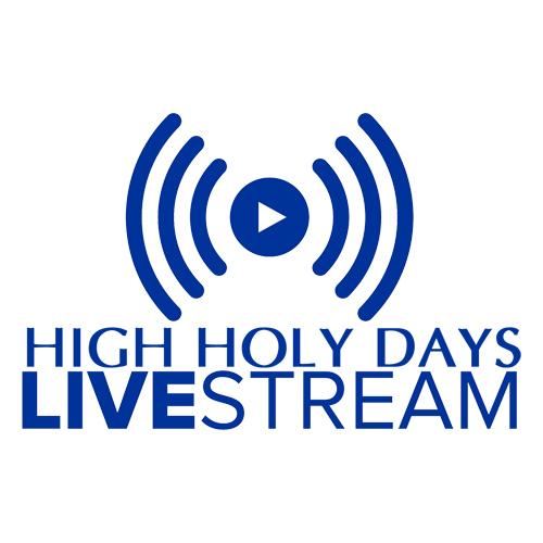 High Holy Days LiveStream