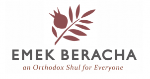 Logo for Congregation Emek Beracha
