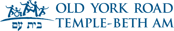 Logo for Old York Road Temple-Beth Am