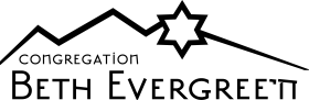 Logo for Congregation Beth Evergreen