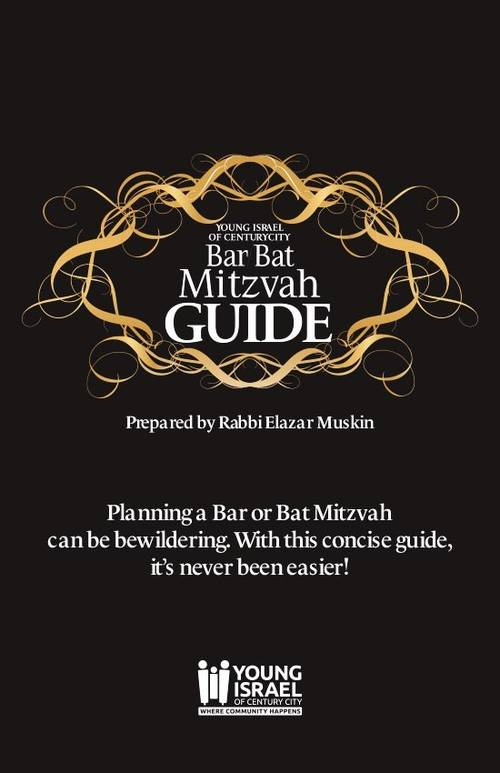 Download Young Israel in Century City Bar and Bat Mitzvah Guide