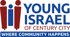 Logo for Young Israel of Century City