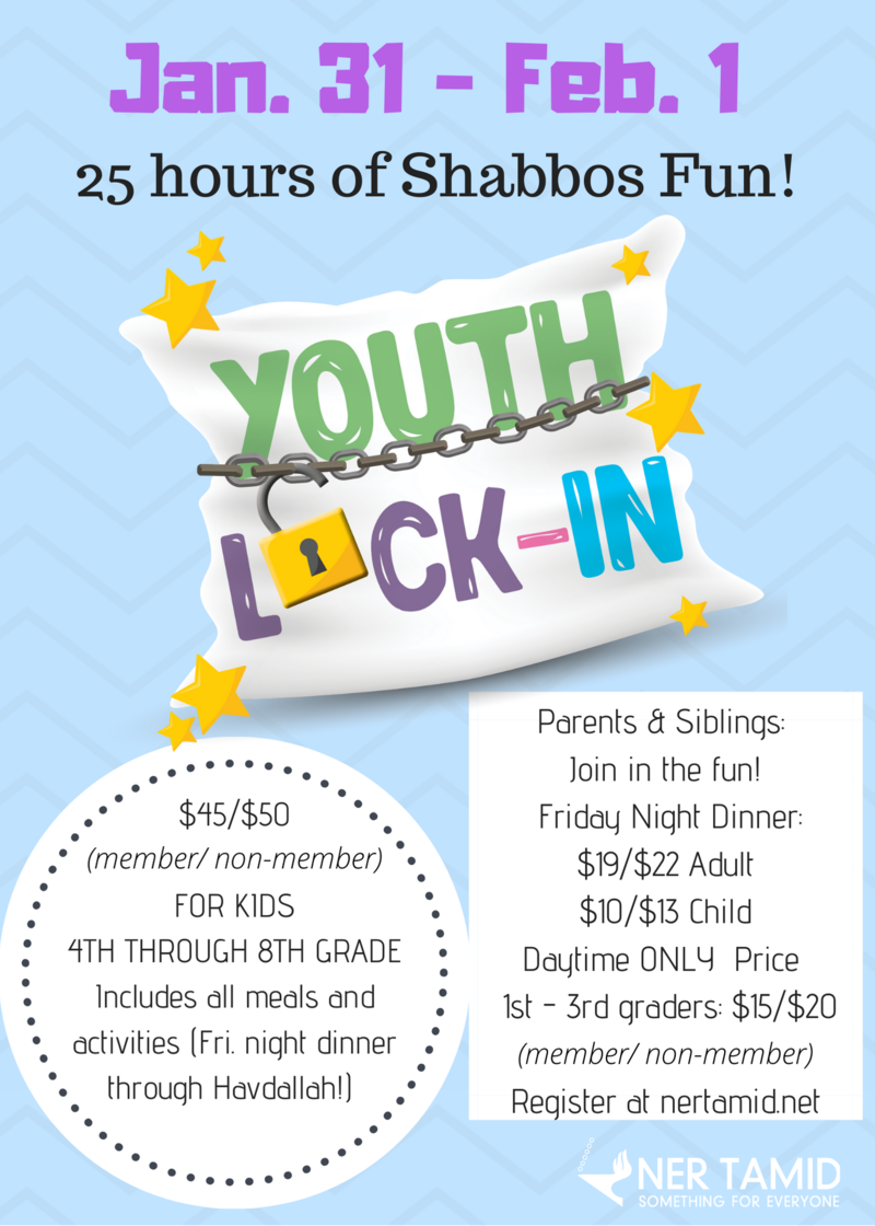 Banner Image for Youth Lock-In