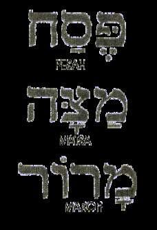 Banner Image for 2019 Pesach Seder Meals at Anshei Emuna