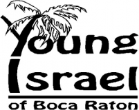 Logo for Young Israel of Boca Raton