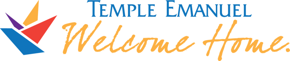Logo for Temple Emanuel Denver