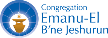 Logo for Congregation Emanu-El B'ne Jeshurun