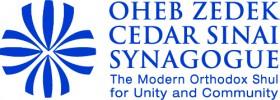 Logo for Oheb Zedek Cedar Sinai Synagogue