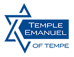 Logo for Temple Emanuel of Tempe