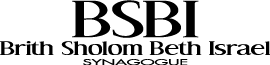 Logo for BSBI Synagogue