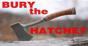 Banner Image for Time to 'Bury the Hatchet