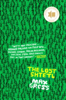 Banner Image for Book Discussion: The Lost Shtetl by Max Gross