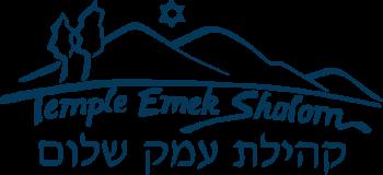 Logo for Temple Emek Shalom