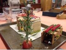 Miniature confectionary Sukkot