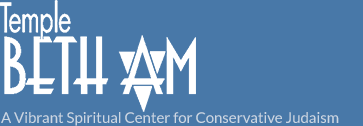 Logo for Temple Beth Am (Margate)